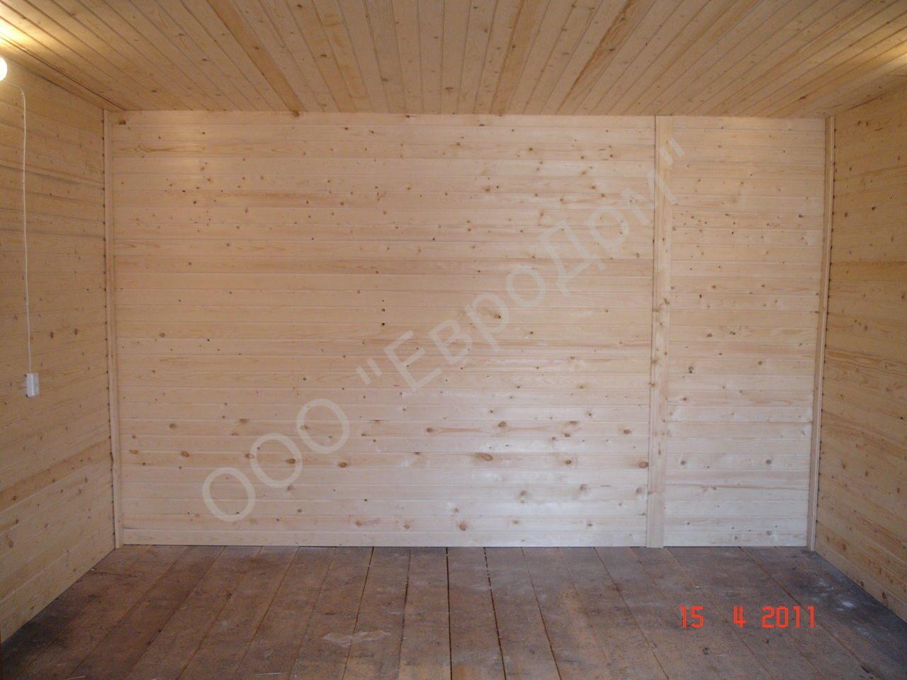 Отделка потолка в гараже фото 1